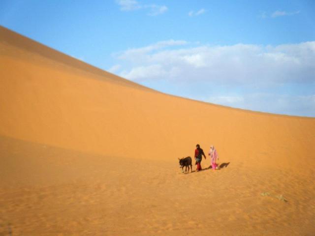 Sahara Desert).