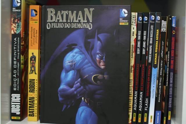Batman O Filho do Demônio