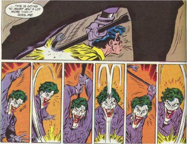 Coringa mata Robin